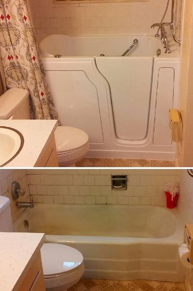 Walkin Tub Installed in Maryville, TN (1)